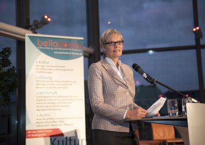 Janet Wilhelmi, Sparkasse Bremen, belladonna Gründerinnenpreis 2016
