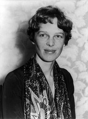 Historische Frau des Monats September 2018: Amelia Mary Earhart
