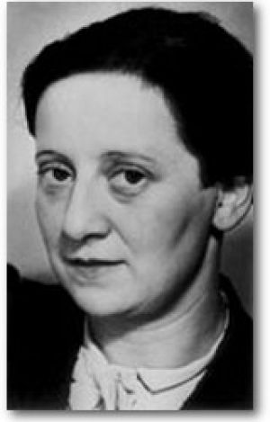 Historische Frau des Monats August 2018: Friedl Dicker-Brandeis