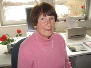 Frau des Monats Juni 2020: Dr. Dr. Hannelore Cyrus
