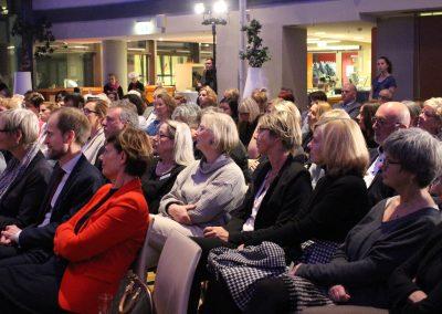 Publikum belladonna Gründerinnenpreis 2018