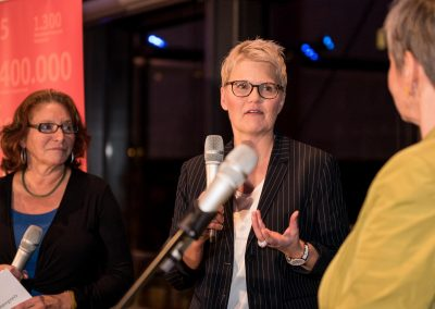 Preisträgerin Nicole Schütz