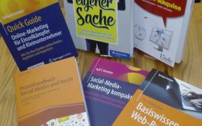 Neue Literatur im belladonna Archiv: Online & Social Media Marketing