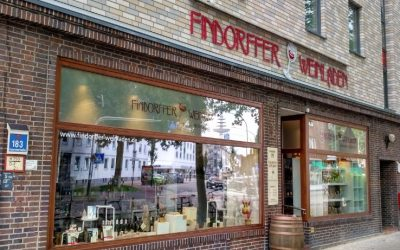 Der Findorffer Weinladen – Unternehmensnachfolgerin Gabriele Greger-Gleitze