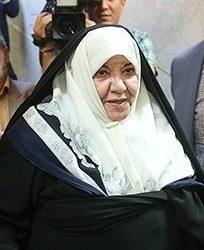 Historische Frau des Monats Dezember 2019: A'zam 'Ala'i-Taleghani