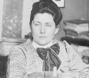 Frau des Monats Mai 2020: Lydia Rabinowitsch-Kempner