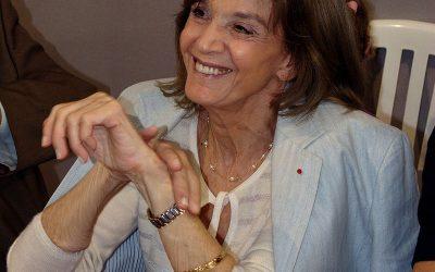 Frau des Monats September 2020: Gisèle Halimi
