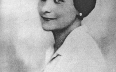 Frau des Monats Dezember 2020: Gabriele Tergit