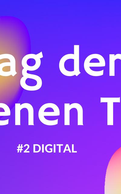 Tag der offenen Tür #digital